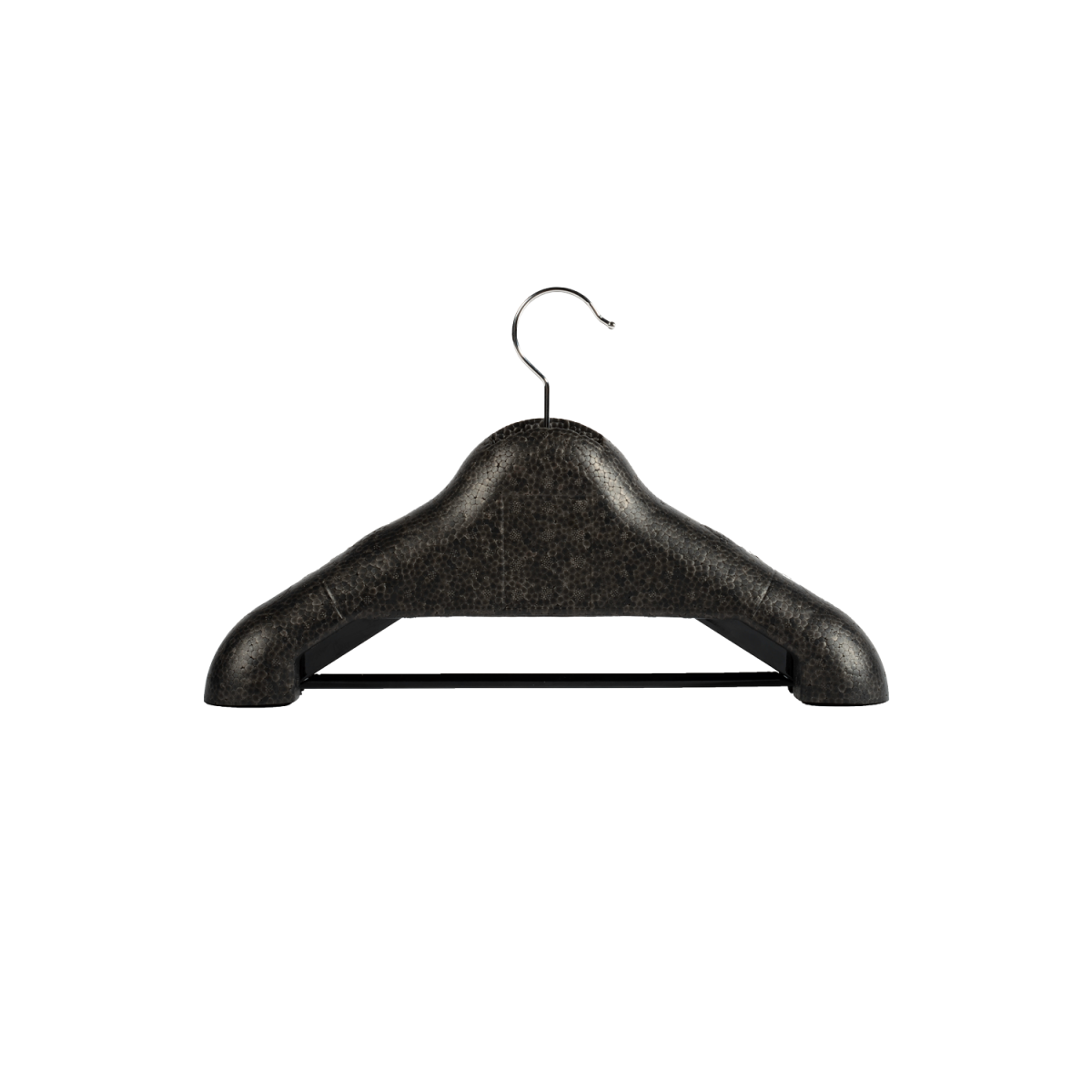 Voorgevormde opgevulde kledinghanger piepschuim
